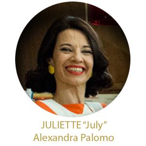 ALEXANDRA PALOMO
