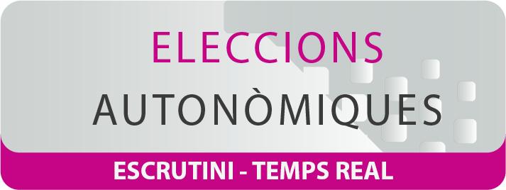 Eleccions Autonòmiques 2019